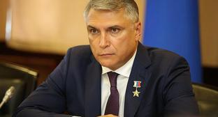 Alexander Matovnikov. Photo: press service of the plenipotentiary envoy of the Russian president to the North-Caucasian Federal District - SKFO.gov.ru