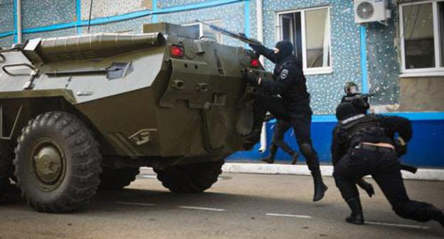 at June 10-16, negative victims of carrying weapon argue appear in Northern Caucasus were cast-iron