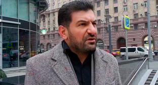 Fuad Abbasov. Screenshot from video posted by Politic at https://www.youtube.com/watch?v=4rpn-0Sji4Q
