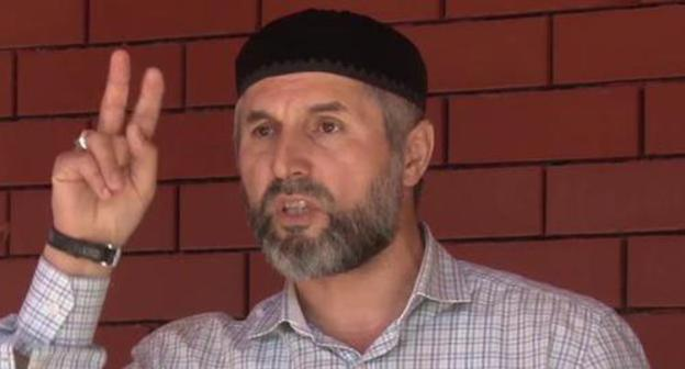 attract re-declares authenticity of searches by address of Ingush advanced Musa Malsagov
