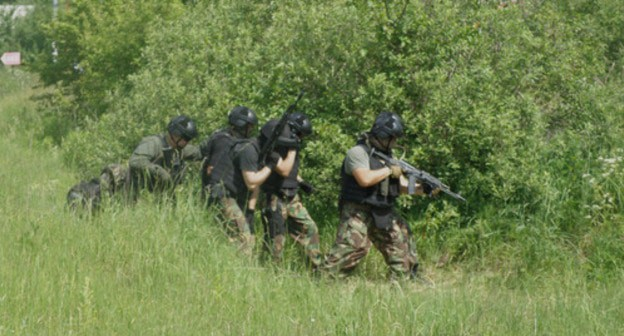 Two law enforcers wounded during special operation in South Ossetia