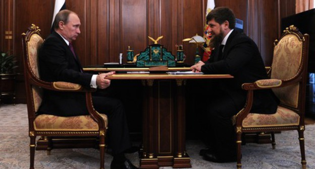 Analysts associate appointments appear in Kadyrov's dealing out along with Kremlin's cadre practices