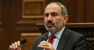 Nikol Pashinyan. Photo: REUTERS/Hayk Baghdasaryan/Photolure