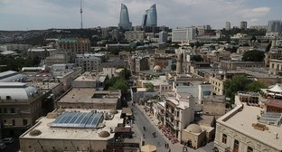 Baku. Photo: REUTERS/Anton Vaganov
