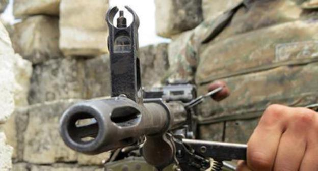 Azerbaijan reports shelling attacks on three villages in conflict zone