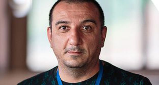 Magomed Gadjiev, a member of the Public Chamber and the Public Oversight Commission. Photo: http://migrantocenter.ru/2018/10/10/