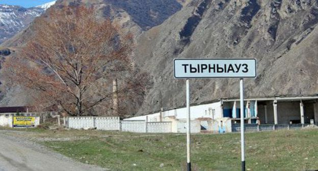 "Tyrnyauz, a town in Kabardino-Balkaria. Photo by Anna Chernysh for the ""Caucasian Knot"""