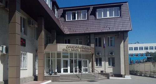 North-Caucasian District Military Court. Photo by Konstantin Volgin for the Caucasian Knot