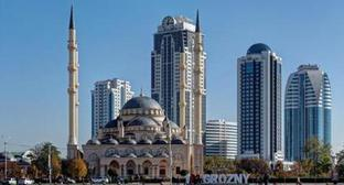 The center of Grozny. Photo: Alexxx1979, https://commons.wikimedia.org/w/index.php?curid=53692987