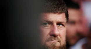 Ramzan Kadyrov. Photo: REUTERS/Christopher Pike