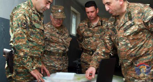 Nagorno-Karabakh reports all but killed Azerbaijani competitor