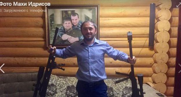 Social network users surprised by Makhi Idrisov's house arrest