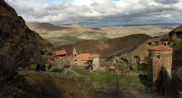 Georgian authorities announce partial opening of monasteries in disputed border section