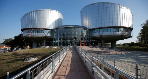 The building of the European Court of Human Rights. Photo REUTERS/Vincent Kessler