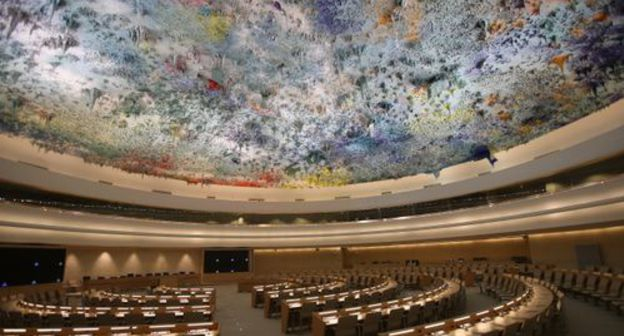 The United Nations Human Rights Council. Photo: Ludovic Courtès, https://commons.wikimedia.org/w/index.php?curid=45464991