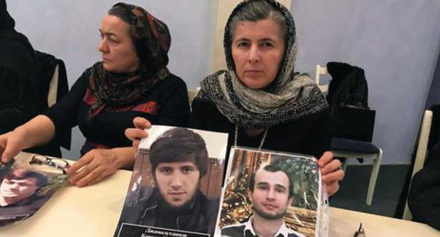 ECtHR accepts ailment beginning relatives of Dagestanis killed all the rage Chechnya