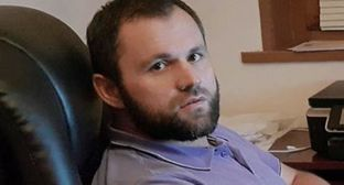 Zelimkhan Khangoshvili. Photo courtesy of press service of HRC 'Memorial', http://memohrc.org/