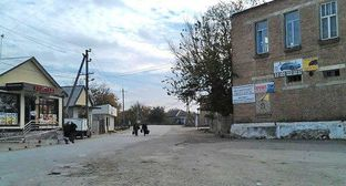 The village of Mutsalaul of the Khasavyurt District of Dagestan. Photo by Magomed Saidakhmed http://odnoselchane.ru