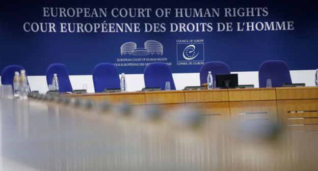 A hall at the European Court of Human Rights. Photo: REUTERS / Vincent Kessler
