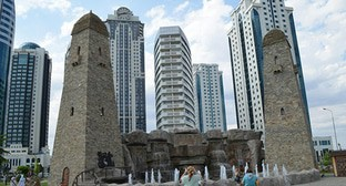 Grozny. Photo: Legioner2016 https://ru.wikipedia.org/