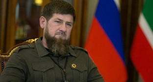 "Ramzan Kadyrov. Photo from his account on ""VKontakte"" https://vk.com/photo279938622_457286489?all=1"