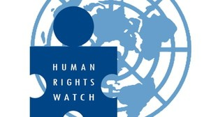 Logo of the Human Rights Watch. https://www.hrw.org