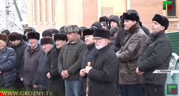 Chechen blood feudists stop 25-year-long enmity under authorities' pressure