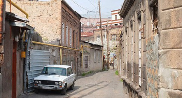 Caucasian Knot In Yerevan Demolition Of Historical Building Provokes Protests Of Local Residents