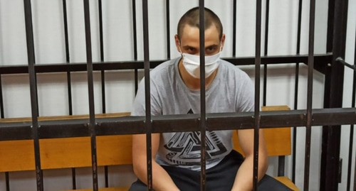 Rresident of Volgograd charged with murder a student from Azerbaijan. Photo: united press service of Volgograd courts
