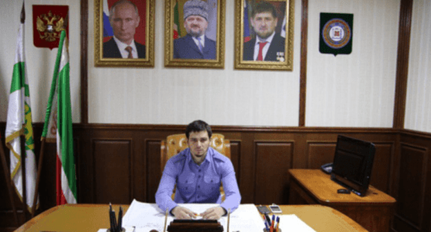 Khas-Magomed Kadyrov. Photo from the website of the Mayoralty of the city of Argun https://newargun.ru/%d0%bc%d1%8d%d1%80/