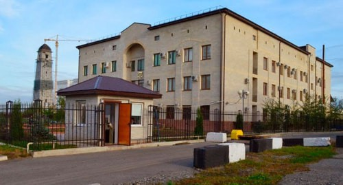 The Supreme Court of Ingushetia. Photo by the press service of the Supreme Court of Ingushetia http://vs.ing.sudrf.ru/