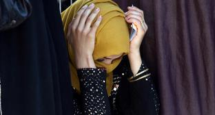 A Muslim woman. Photo: REUTERS/Alaa Al-Marjani