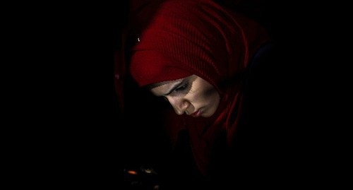 A Muslim woman. Photo: REUTERS/Ammar Awad