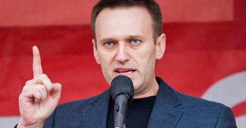 Alexei Navalny. Photo courtesy of Evgeny Feldman, Novaya Gazeta