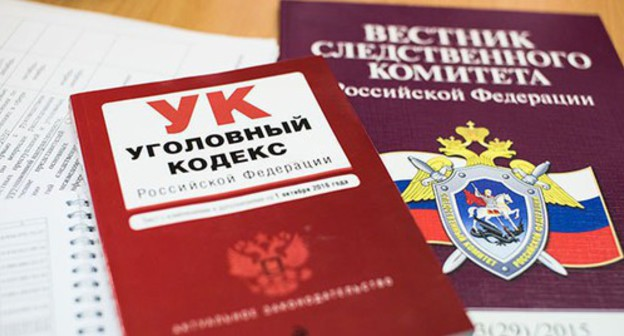 The Criminal Code of Russia. © Photo by Yelena Sineok, Yuga.ru