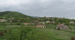 The village of Talish, Martakert District of Nagorno-Karabakh. Photo by Alvard Grigoryan for the Caucasian Knot