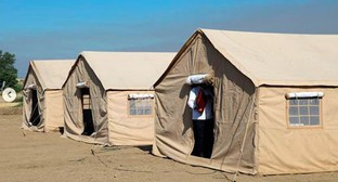 Camp in Kullar. Photo: press service of the Derbent District Administration