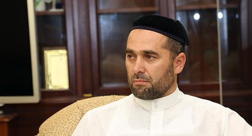 Magomed Khashtyrov. Photo: press service of the head of Ingushetia