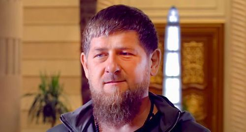 Ramzan Kadyrov. Screenshot: BBC News – Russian Service https://www.youtube.com/watch?time_continue=93&v=jp65fNM4Mj8