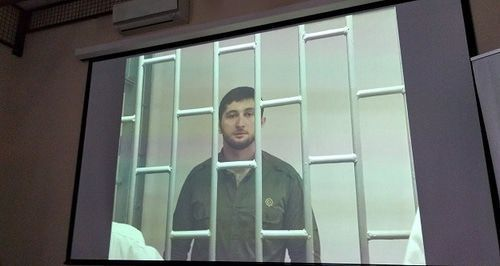 Alam Abdulmedjidov, one of the convicts under the case of '14 men'. Photo: Gor Aleksanyan for the Caucasian Knot