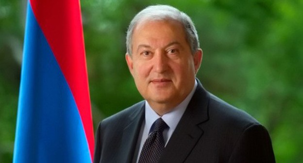 Armen Sargsyan. Photo by the press service of the Armenian President https://www.president.am/ru/armen-sarkissian/#gallery