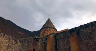 Dadivank Monastery complex. Photo by Armine Martirosyan for the Caucasian Knot