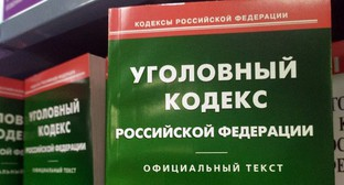 The Criminal Code of Russia. Photo courtesy of Nina Tumanova