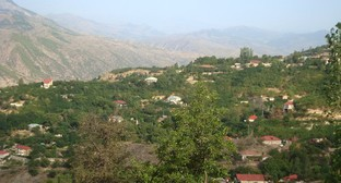 Lachin (Berdzor). Photo by Ліонкінг, https://commons.wikimedia.org/w/index.php?curid=11227977