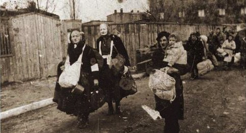 The deportation of Balkars. Photo: a public domain image https://ru.wikipedia.org